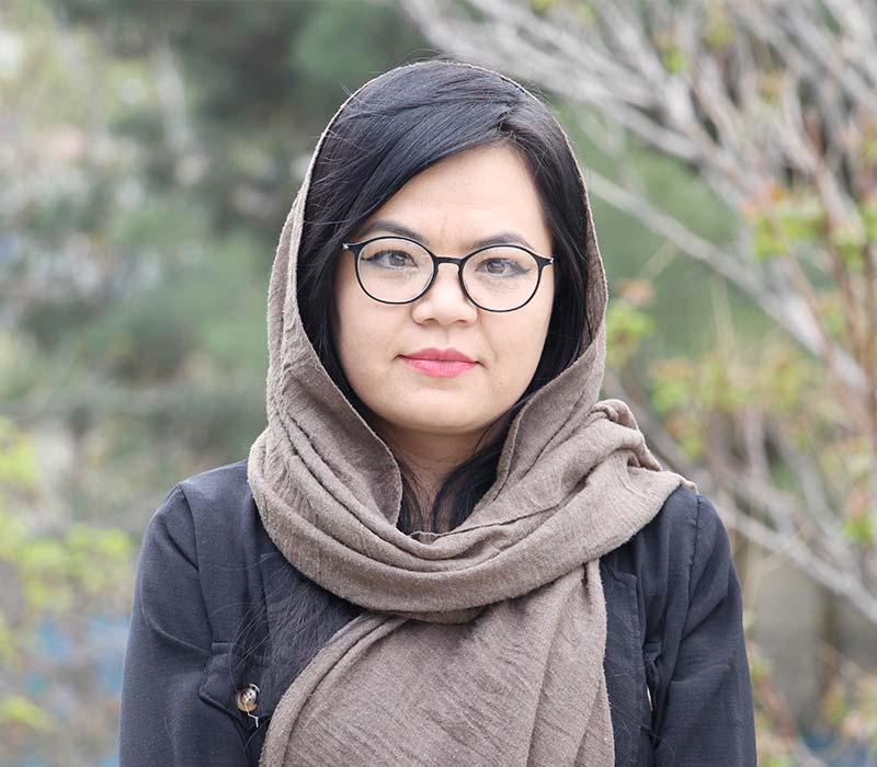 Miss. Durani Mohibi